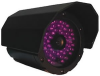 Day/Night Camera with 56 Infrared LED's
