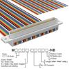 D-Sub Cables -- M7VXK-5010R-ND -Image