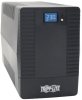 1kVA 600W Line-Interactive UPS with 4 Schuko CEE 7/7 Outlets - AVR, 230V, 1.5 m Cord, LCD, USB, Tower -- OMNIVSX1000D
