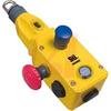 Switch, Rope Pull, 2 N/C, 1 N/O, 1/2 inNPT, E Stop, LED -- 70033877 - Image