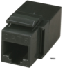 Unshielded CAT5e Modular Feed-Thru Coupler -- FM450