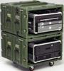 9U Classic Rack Case -- APDE2421-05/27/05 -- View Larger Image
