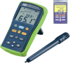 Datalogging Humidity Temperature Meter -- TES-1364 - Image