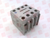 ALLEN BRADLEY 100-FC22 ( AUXILIARY CONTACT BLOCK, FRONT MOUNTING, 4POLE, 2NO/2NC, TOP MOUNT ) -- View Larger Image