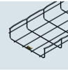 Cablofil® UL Classified Painted Wire Cable Tray