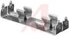Battery Holder; AA; 0.531/0.565 in. O.D; Aluminum; Screw Mount; 4; Eyelet -- 70182727 - Image