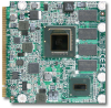 Qseven, Based on Intel® Atom™ Processor with DDR2 SDRAM, LVDS Display, Gigabit Ethernet, SDVO -- PQ7-M100G
