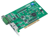 2-port AMONet RS-485 PCI Master Card -- PCI-1202U-AE