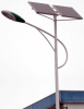 Solar Parking Lot Light (S-SL25)