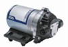 Moderate Flow Positive Displacement Bypass Diaphragm Pump, 1.8 GPM, 12 VDC -- GO-75420-07