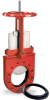 Knife Gate Valves -- Flexgate Slurry Knife Gate Valves - Image