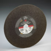 Chop Saw Carbo Metal Reinforced Aluminum Oxide Abrasive -- Cut-off Wheels