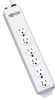 6-outlet Power Strip with Hospital-Grade Plug & Receptacles & 15-ft. Cord -- PS-615-HG