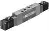 MVH-5/3B-1/4-B Solenoid valve -- 19140-Image