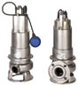 304 High-flow Submersible Pump, 130 GPM, mAnual, 230 VAC -- GO-75505-65