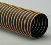 Medium Weight High Performance Black Polypropylene Blend Hose -- Flexadux® LCDC 6