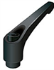 Adjustable Metal Ratchet Handle -- 09AR17SIM5