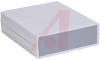 Case, Plastic; ABS Thermoplastic; 6.142in. 0.015 in.; UL 94-HB Rated -- 70148967