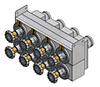Dual Bank Tanker Truck Manifolds -- MAN427A-_ _ _ _-001BL