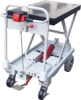 Mobile, Electric Drive Lift Table -- Moto-Cart Jr. MCJR-LT Series