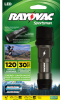 Virtually Indestructible 120 Lumen 3AAA LED Flashlight -- OT3AAA-B