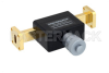 0 to 180 Degree WR-42 Waveguide Phase Shifter, From 18 GHz to 26.5 GHz, With a UG-595/U Flange -- PE-W42PS1001 - Image