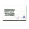 Double Window Tax Form Envelope for W-2 Laser Forms, 9x5-5/8 -- 2219LR