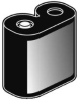 LITHIUM 6V BATTERY -- IBI470593