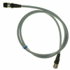 Circular Cable Assemblies -- XS5W-D421-B81-F-ND -- View Larger Image