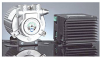 TSFR Series Magnetic Drive Rotary Vane Pump -- TSFRSS400-110V-NBR - Image