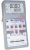 Meter; + 5%; 100 Hz to 100 kHz; + 0.1% Frequency Accuracy; Ni-MH or Alkaline -- 70146313