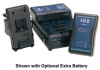 IDX IDX Battery Package for JVC GY-HD100U -- LE-HD100KIT - Image