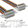 D-Sub Cables -- M7NNK-1510R-ND -Image