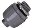 Sealproof Gray Nonmetallic Liquid-Tight Straight Conduit Connectors -- 54995