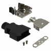 D-Sub, D-Shaped Connectors - Backshells, Hoods -- 10320-3210-006-ND - Image