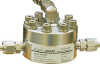 Instrument Series Back Pressure Regulator HF High Flow Model