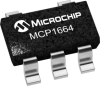 High Voltage Output Boost LED Constant Current Regulator -- MCP1664 -Image
