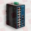 LUTZE 772014 ( ETHERNET SWITCH 16+2G GBE 16X RJ-45, 2X RJ-45/SFP (GBIC) ) -Image