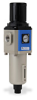 Pneumatic / Compressed Air Filter-Regulator: 1/2 inch NPT female ports -- AFR-4433-D