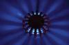 LED Safety Light,LED Color Blue -- 5NJU4