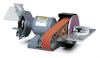 Baldor 602E-MT Multi-Position Belt Sander (1 PH) -- BAL602EMT