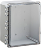 Nema and IP Rated Electrical Enclosure 12X10X6 -- H12106HCF