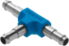 Barbed T-connector -- T-PK-6 -Image