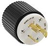 20A Electrical Plug: locking, 600VAC, NEMA L9-20 -- 70920NP