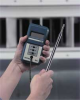 Anemometer,Hot Wire,0 to 4000 FPM -- 3MPD4