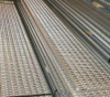 Metal Plank Grating -- Diamond-Grip® Channel - Image