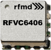 Octave Band Voltage Controlled Oscillator (VCO) -- RFVC6406