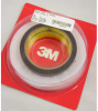 3M 5419 Low-Static Polyimide Film Tape Gold 0.375 in x 36 yd Roll -- 5419 3/8IN X 36YDS -Image