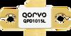 DC - 3.7 GHz, 65 Watt, 50 V GaN RF Power Transistor -- QPD1015L