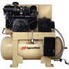 Ingersoll Rand 25-HP 120-Gallon Two-Stage Air Compressor -- Model 2000E25-FP